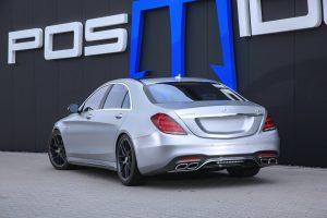 Mercedes-AMG S 63: Leistungssteigerung mit bis zu 940 PS